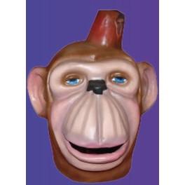 Cabezudo infantil mono