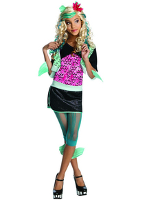 Disfraz de Lagoona Blue de Monster High