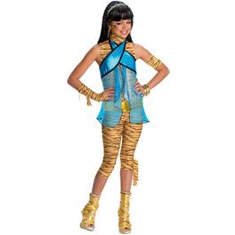 Disfraz de Cleo de Nile de Monster High