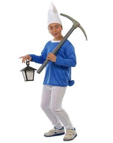 Disfraz de Enanito azul niño