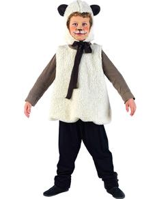 Disfraz de animalitos ovejita para niña