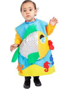 Disfraz de Peto Pez para bebé